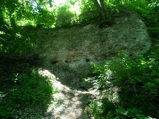 Галич. Старостинский замок XIV в. Замковая гора