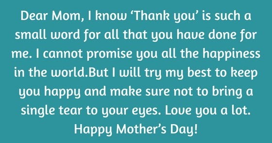 Happy Mothers Day 2018 | Emotional Mother's Day Wishes Quotes for