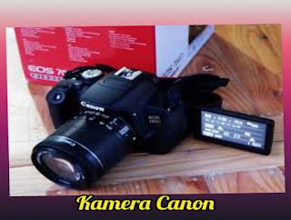 11 Terbaik kamera Canon,tipe,ukuran dan harganya