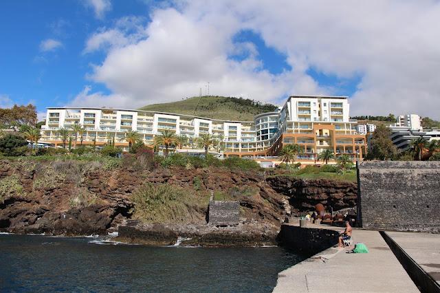 """Pestana Promenade hotel and """"Cais do Carvão"""""""