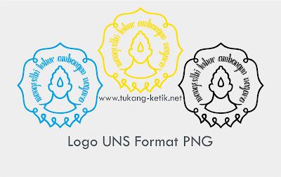 Logo UNS Background Transparan