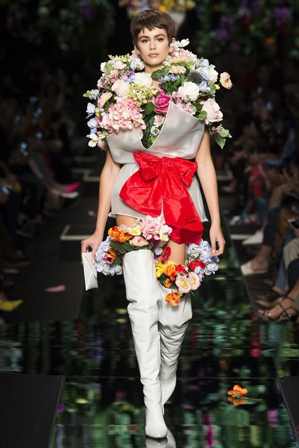 Halloween costume ideas - walking bouquet