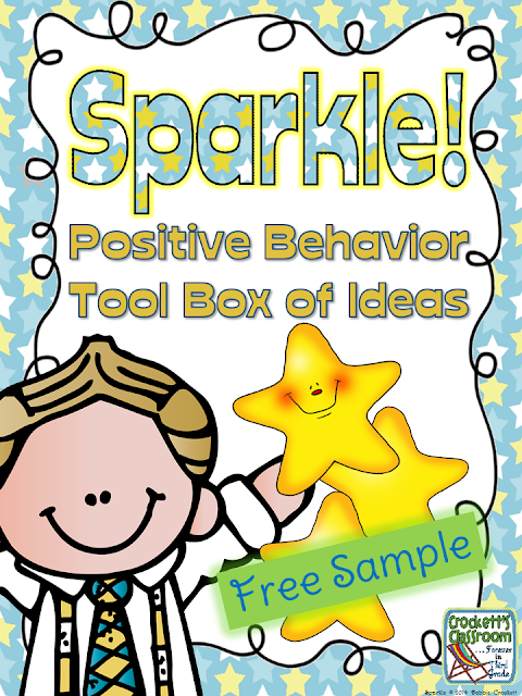 Positive Behavior Toolbox,  Help your kids SPARKLE this year.