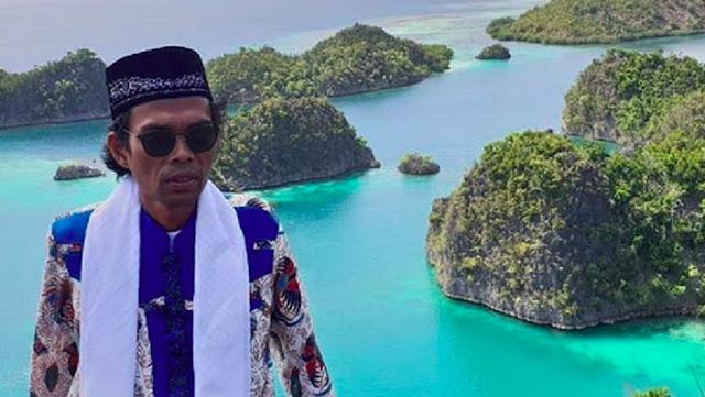 Ustaz Abdul Somad: Shalat Kamu Tak Khusyuk? Coblos Nomor Dua