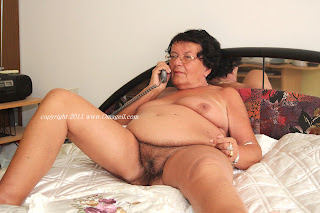old grandmother nude