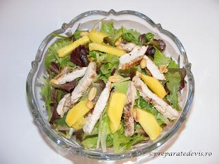 Salate retete culinare,