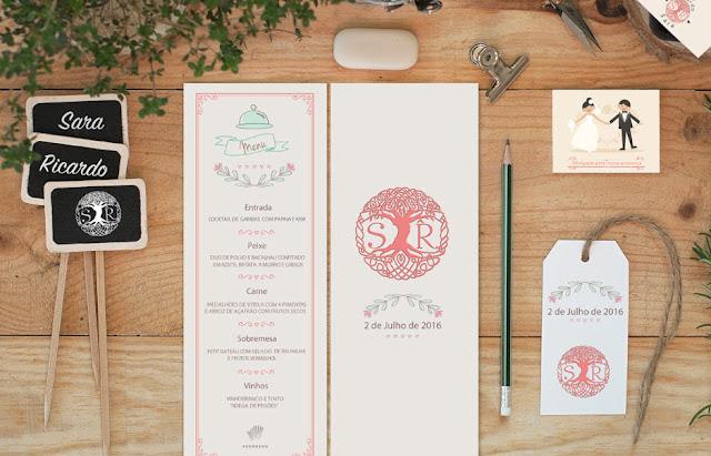 Creativas y bonitas imágenes de invitaciones de bodas