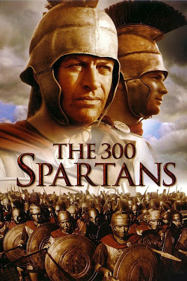 Poster Of Hollywood Film The 300 Spartans (1962) In 300MB Compressed Size PC Movie Free Download At worldfree4u.com