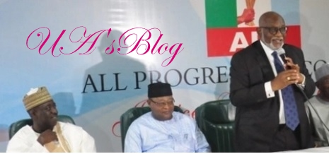 See list of 77 top Nigerian politicians released by APC to help Fayemi win Ekiti governorship election (see names)