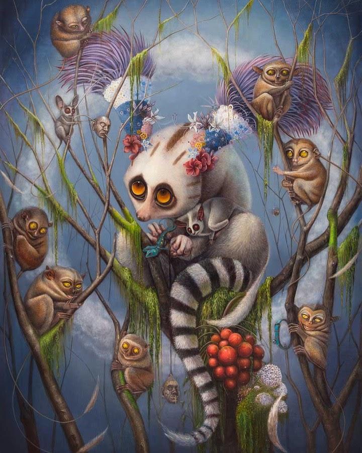 04-Creature-Oil-Paintings-Jean-Pierre-Arboleda-www-designstack-co