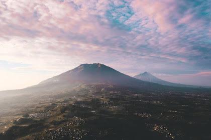 Pendakian Gunung Andong: Kecil-Kecil Cabe Rawit