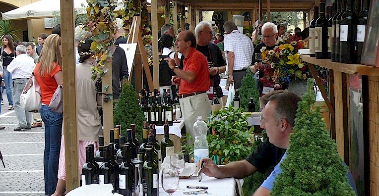 Vino al Vino Panzano Chianti wine festival