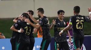 مولودية الجزائر يحقق فوز كبير علي فريق نصر حسين داي بثلاث اهداف في الرابطة المحترفة الجزائرية الأولى