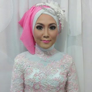 Hijab Pengantin Muslim