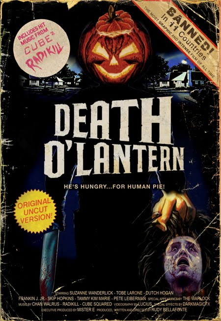 DEATH O'LANTERN DVD Available Now!!!