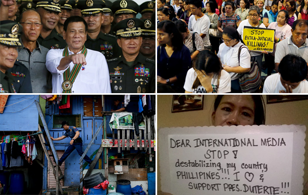 The Guardian Says Filipinos Like Duterte's First 100 Days: 'He Says What He Thinks Without Filter, But He Is also Honest'
