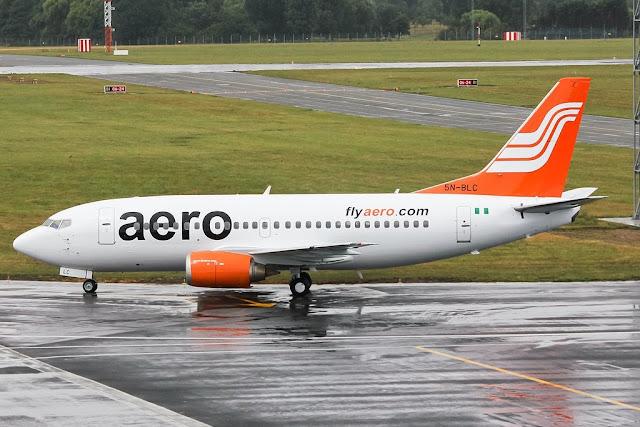 Aero Contractors suspends workers indefinitely