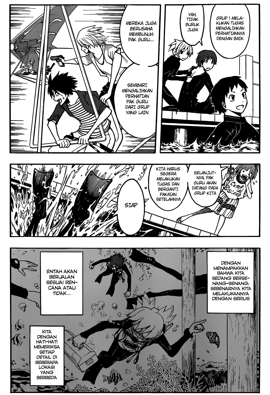 Komik assassination classroom 058 - waktunya dipulau 59 Indonesia assassination classroom 058 - waktunya dipulau Terbaru 6|Baca Manga Komik Indonesia|