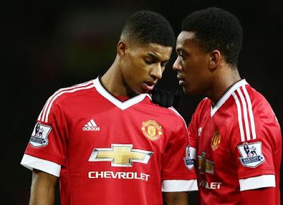 """West Ham cho biết sẽ """"giải cứu"""" Rashford và Martial"""