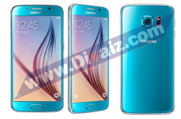 Review Samsung Galaxy S6 - www.divaizz.com