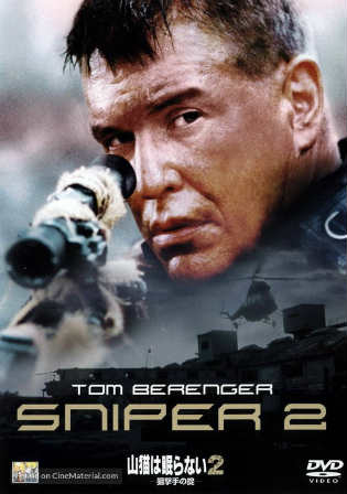 Sniper 2 2002 720p Hd Dual Audio Hindi Hollywood Movie Download