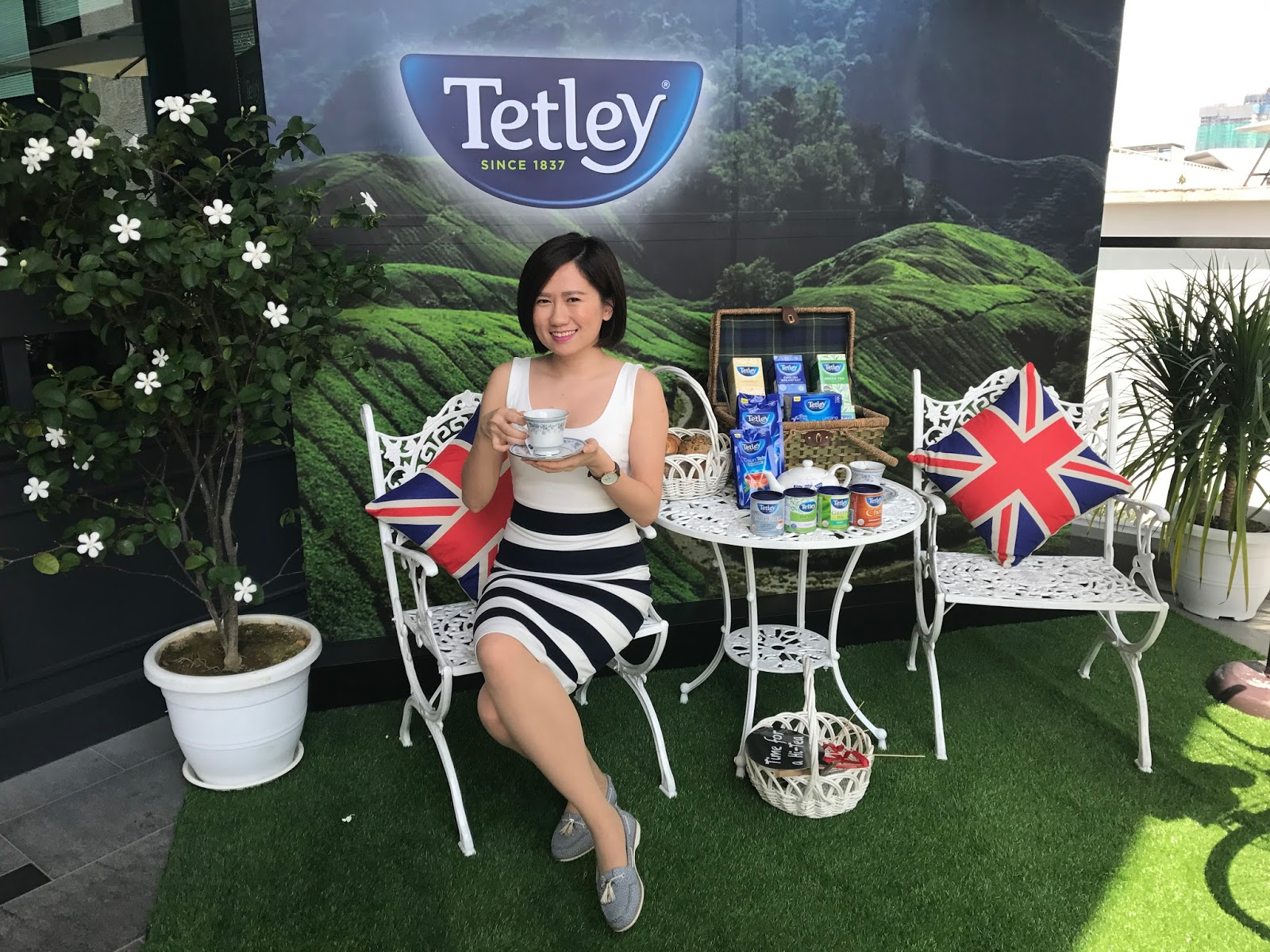 Global Tea Brand Tetley landed in Malaysia - Taste with the Best of Britain