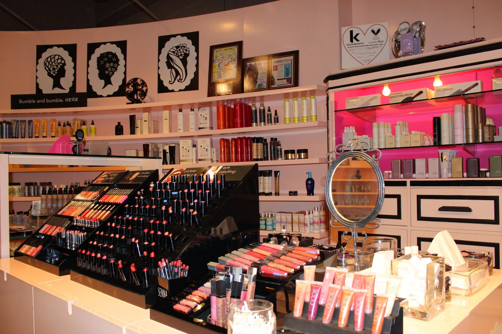 Hip In Detroit: Spring MakeUp Tips with Jess Haze at Todd ... on Make Up Room  id=94744
