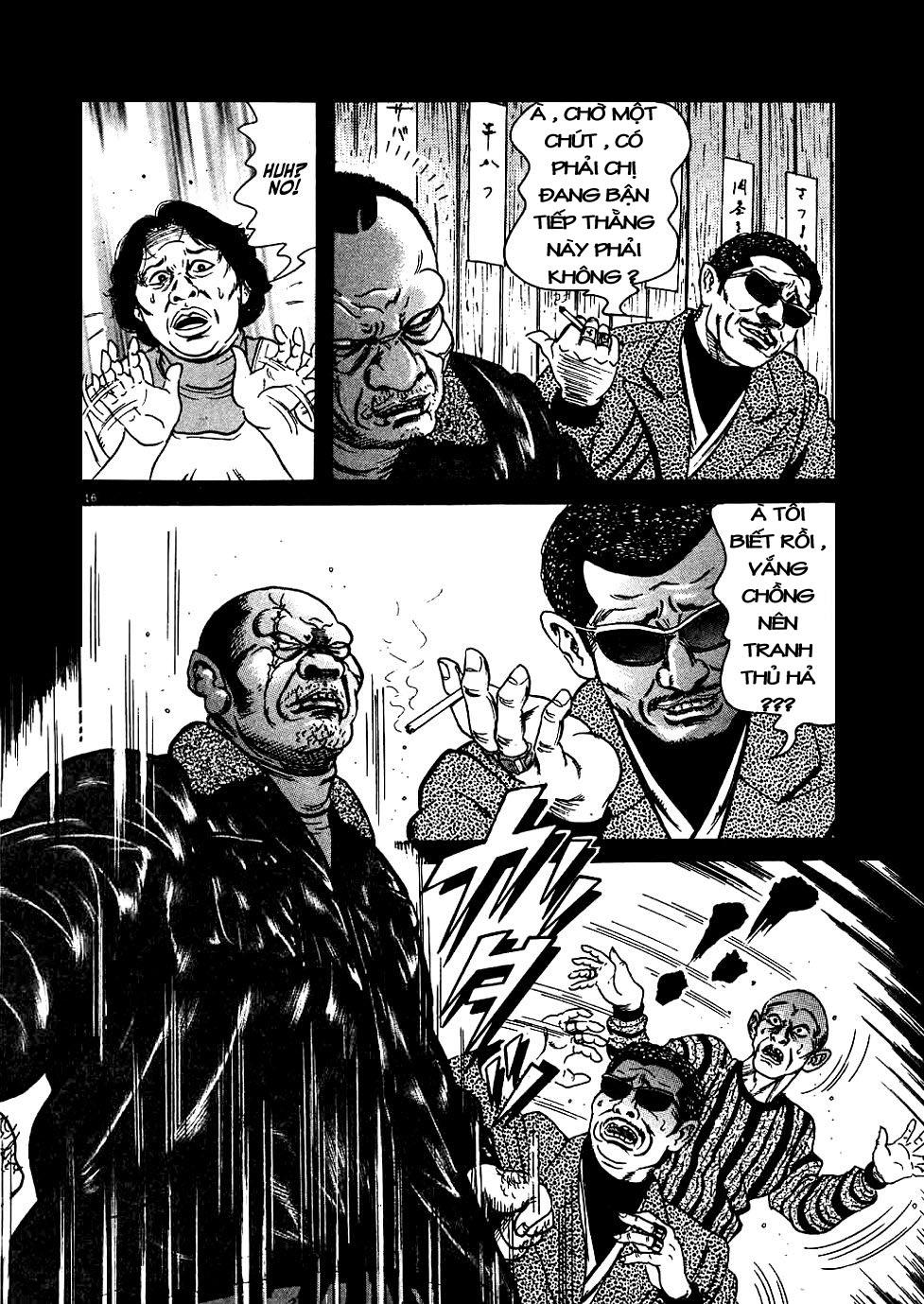 Oyaji chap 12 trang 16