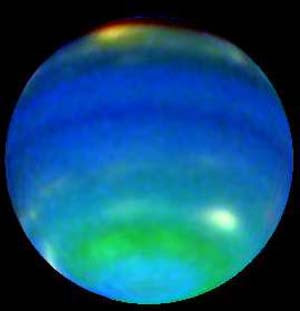 planet neptune color - photo #14