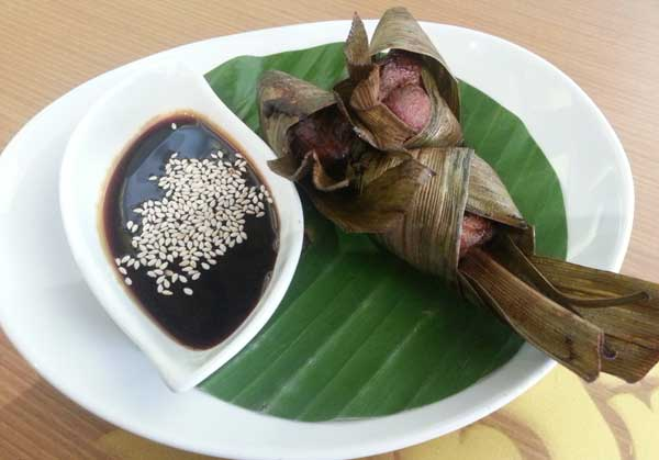 hotel bentani cirebon sediakan menu thailand