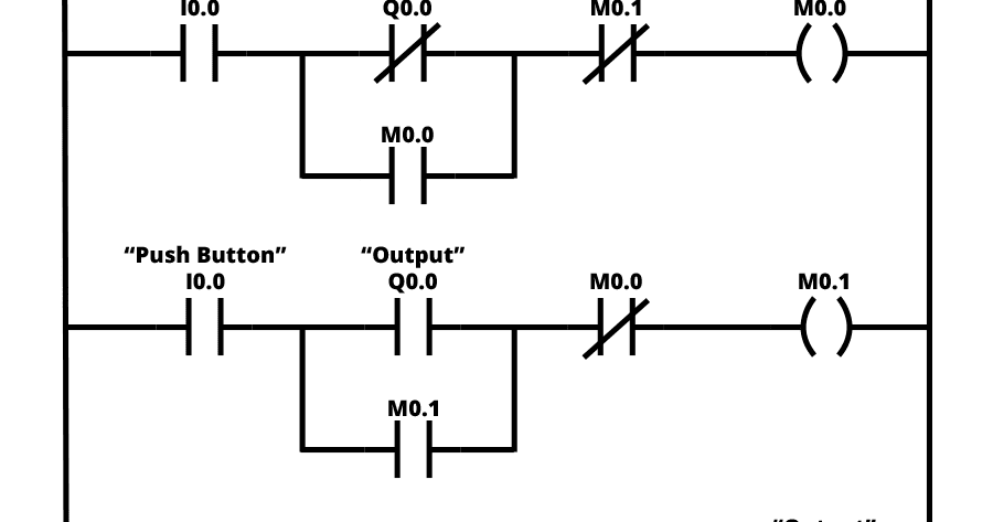 Electro Doctrine  Double Coil Syndrome In Plc Ladder logic and how to cure it