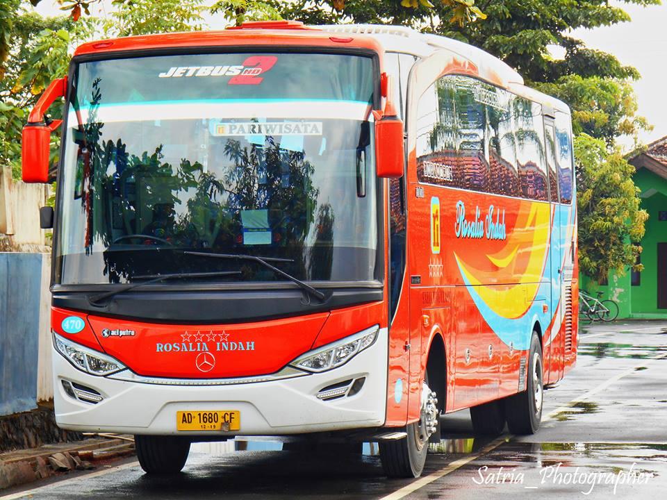 Rosalia Indah - Bus Indonesia