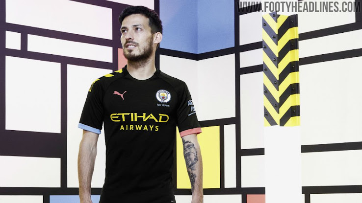 Manchester City 19-20 Away Kit Released - Footy Headlines