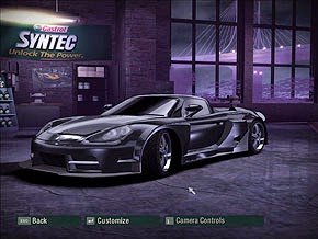Tips N Tricks Nfs Carbon Cheat Codes Trainer