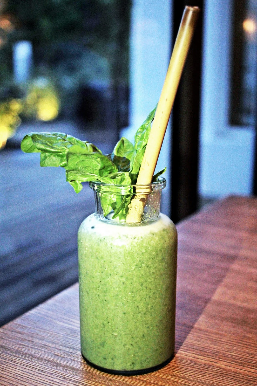 green smoothie gesund vegan