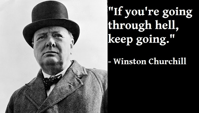 People We Like to Quote: Sir Winston Churchill (1874 - 1965)