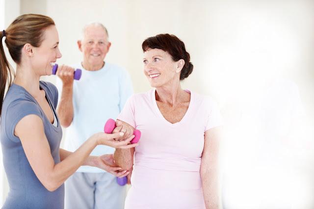Atuação do Fisioterapeuta na Geriatria