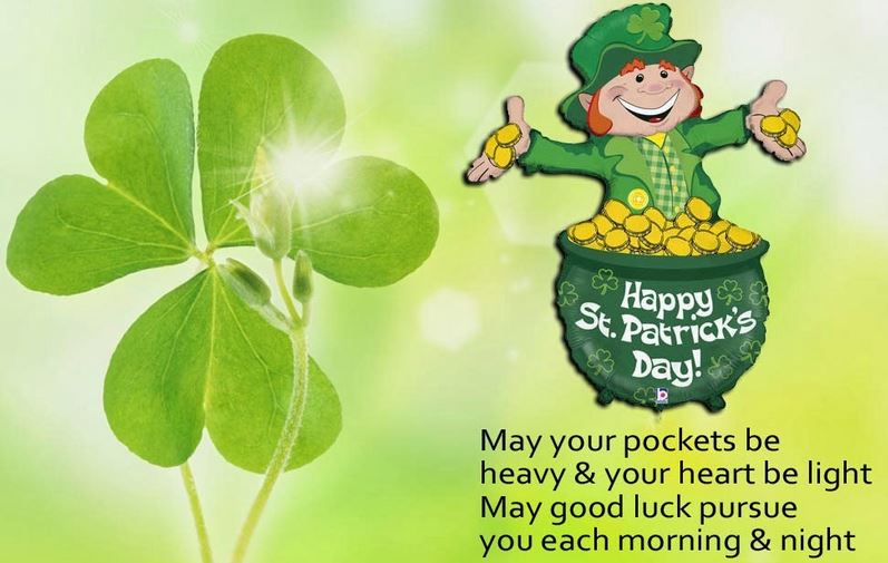 2019 St Patrick's Day Quotes, Wishes, Blessings for ...
