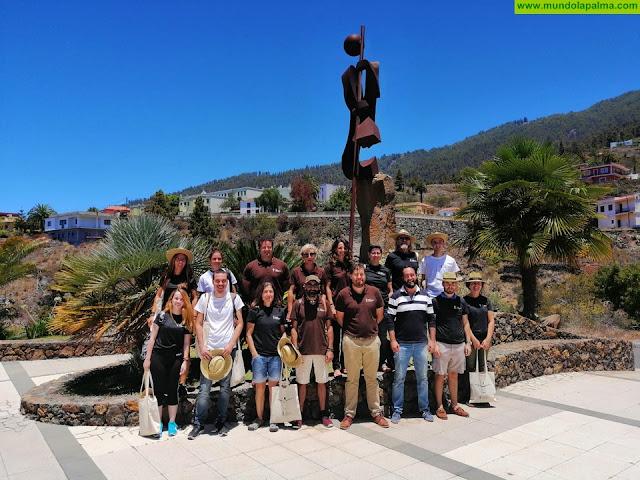 Comienza el II Campus de Arqueología de Tijarafe
