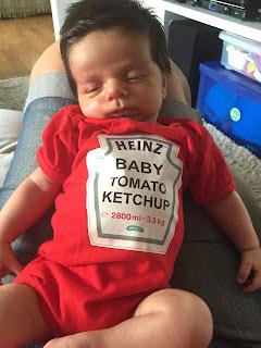 bebe ketchup