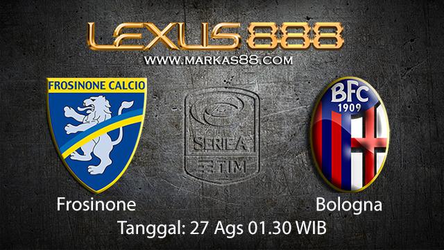 Prediksi Bola Jitu Frosinone vs Bologna ( Italian Serie A )