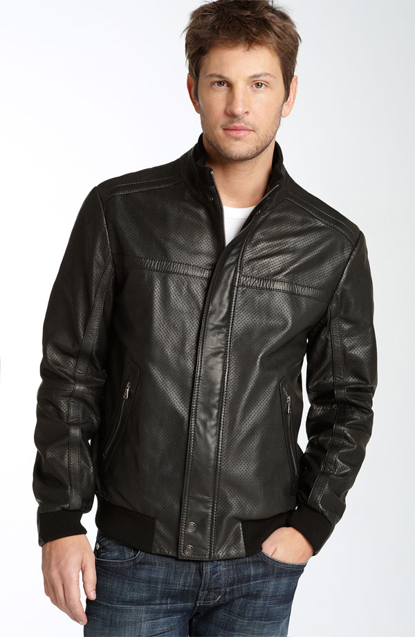 #3 Fashion Must-Have for Men: Leather Jacket