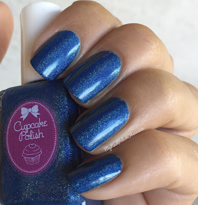 Cupcake Polish; The Olympics Collection  - Pool It Together
