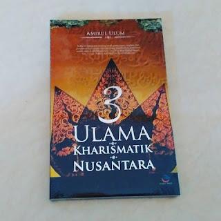 Buku 3 Ulama Kharismatik Nusantara | Toko Buku Aswaja Yogyakarta