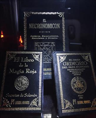 Los detalles de Dark Madrid