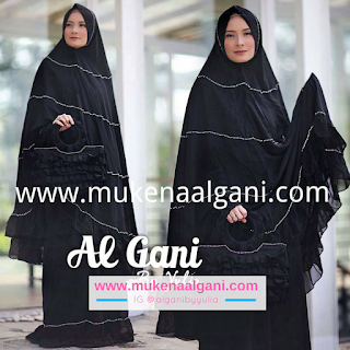 mukena%2Brufle%2B4 Dokter barbie Tika cantik wearing Mukena Najwa super duper Best Seller 😍