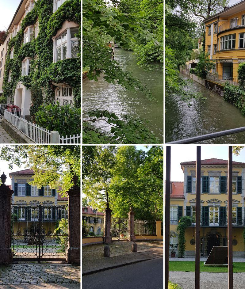 Schwabing - München im Mai 2018