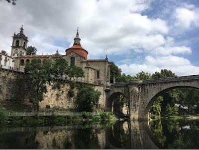 Amarante, Drone, Portugal
