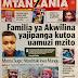 HAYA HAPA MAGAZETI YA LEO JUMAPILI MACHI 4,2018 -NDANI NA NJE YA TANZANIA