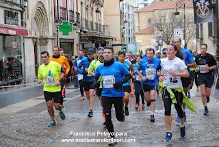 Fotografias Media Maraton Leon 2017